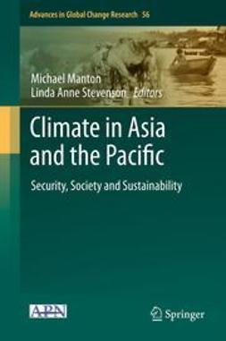 Manton, Michael - Climate in Asia and the Pacific, ebook