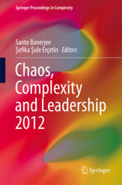 Banerjee, Santo - Chaos, Complexity and Leadership 2012, ebook