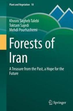Talebi, Khosro Sagheb - Forests of Iran, ebook