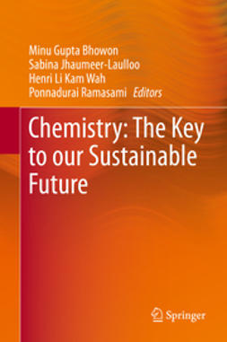 Bhowon, Minu Gupta - Chemistry: The Key to our Sustainable Future, ebook