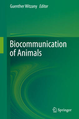 Witzany, Guenther - Biocommunication of Animals, e-kirja