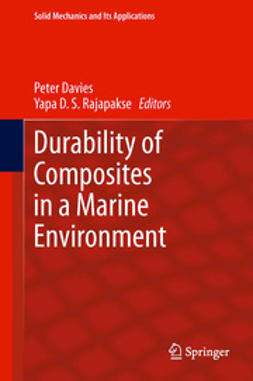 Davies, Peter - Durability of Composites in a Marine Environment, ebook