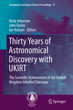Adamson, Andy - Thirty Years of Astronomical Discovery with UKIRT, ebook