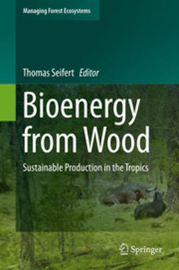 Seifert, Thomas - Bioenergy from Wood, e-bok