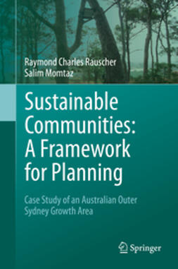 Rauscher, Raymond Charles - Sustainable Communities: A Framework for Planning, ebook