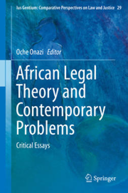 Onazi, Oche - African Legal Theory and Contemporary Problems, ebook