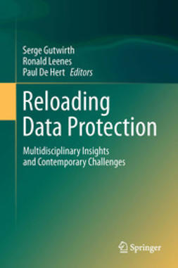 Gutwirth, Serge - Reloading Data Protection, e-kirja