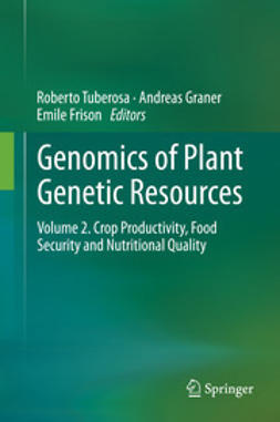 Tuberosa, Roberto - Genomics of Plant Genetic Resources, ebook