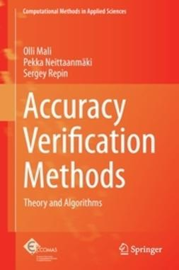 Mali, Olli - Accuracy Verification Methods, ebook