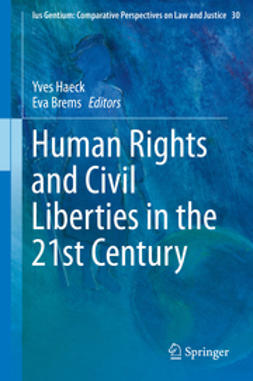 Haeck, Yves - Human Rights and Civil Liberties in the 21st Century, ebook