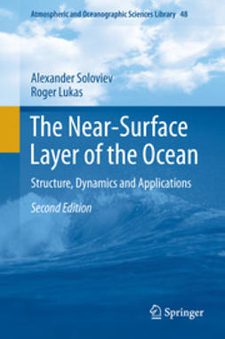 Soloviev, Alexander - The Near-Surface Layer of the Ocean, ebook