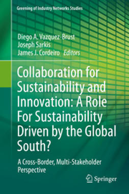 Vazquez-Brust, Diego A. - Collaboration for Sustainability and Innovation: A Role For Sustainability Driven by the Global South?, e-bok