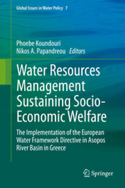 Koundouri, Phoebe - Water Resources Management Sustaining Socio-Economic Welfare, ebook
