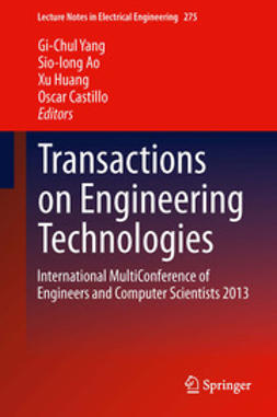 Yang, Gi-Chul - Transactions on Engineering Technologies, ebook