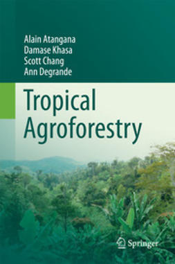 Atangana, Alain - Tropical Agroforestry, ebook