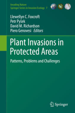 Foxcroft, Llewellyn C. - Plant Invasions in Protected Areas, ebook