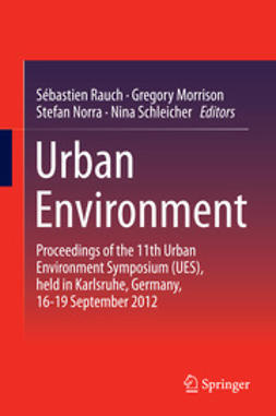 Rauch, Sébastien - Urban Environment, ebook