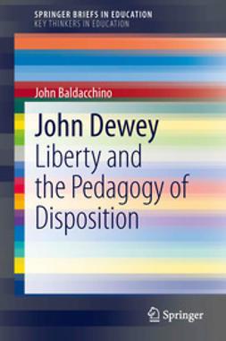 Baldacchino, John - John Dewey, ebook