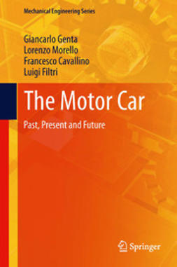 Genta, Giancarlo - The Motor Car, ebook