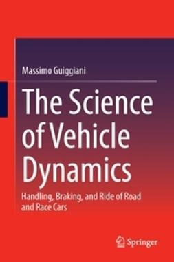 Guiggiani, Massimo - The Science of Vehicle Dynamics, ebook