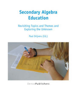 Drijvers, Paul - Secondary Algebra Education, ebook