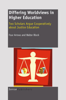 Arrows, Four - Differing Worldviews in Higher Education, ebook