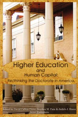 Pérez, David M. Callejo - Higher Education and Human Capital, ebook