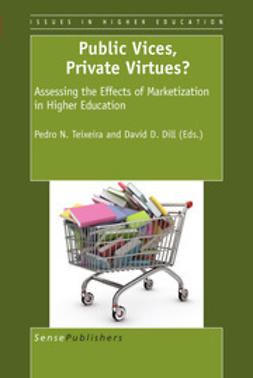Teixeira, Pedro N. - Public Vices, Private Virtues?, ebook