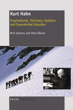 Veevers, Nick - Kurt Hahn, ebook