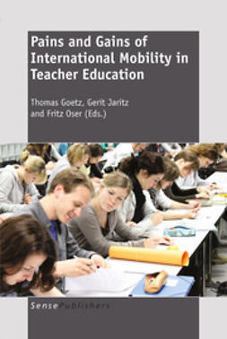 Goetz, Thomas - Pains and Gains of International Mobility in Teacher Education, ebook
