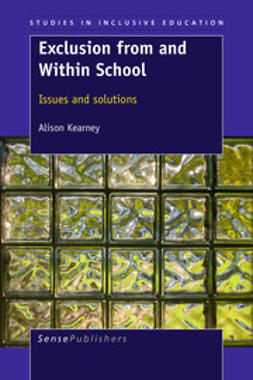 Kearney, Alison - Exclusion from and Within School, e-kirja