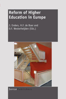 Enders, J. - Reform of Higher Education in Europe, ebook
