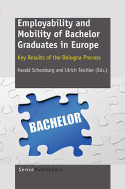 Schomburg, Harald - Employability and Mobility of Bachelor Graduates in Europe, ebook