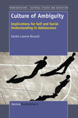 Bosacki, Sandra Leanne - Culture of Ambiguity, ebook