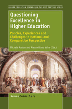 Rostan, Michele - Questioning Excellence in Higher Education, ebook