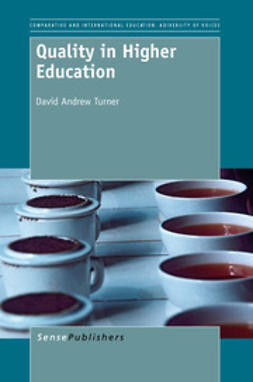 Turner, David Andrew - Quality in Higher Education, e-kirja