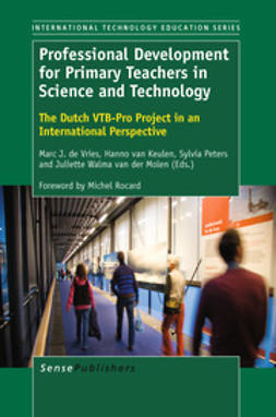 Vries, Marc J. de - Professional Development for Primary Teachers in Science and Technology, ebook