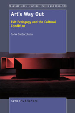 Baldacchino, John - Art's Way Out, ebook