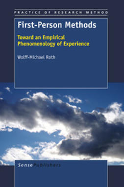 Roth, Wolff-Michael - First-Person Methods, ebook