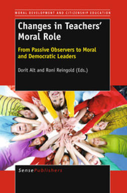 Alt, Dorit - Changes in Teachers' Moral Role, ebook