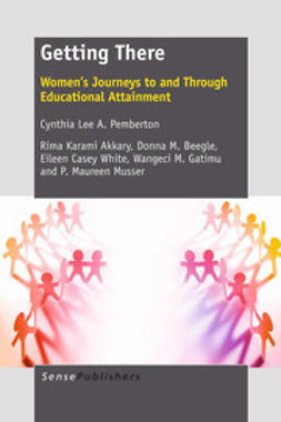 Pemberton, Cynthia Lee A. - Getting There, ebook