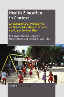 Taylor, Neil - Health Education in Context, ebook