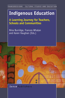 Burridge, Nina - Indigenous Education, ebook