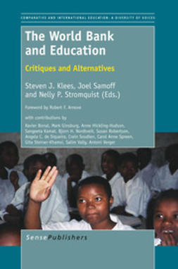 Klees, Steven J. - The World Bank and Education, ebook