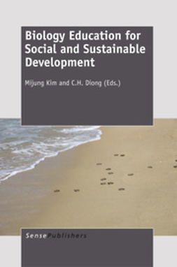 Kim, Mijung - Biology Education for Social and Sustainable Development, e-kirja
