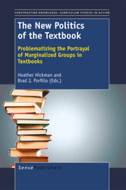 Hickman, Heather - The New Politics of the Textbook, ebook