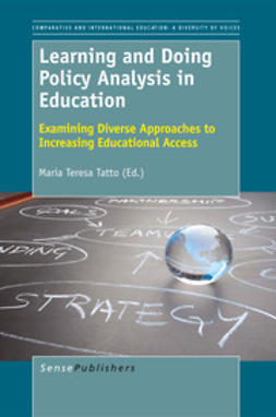 Tatto, Maria Teresa - Learning and Doing Policy Analysis in Education, ebook