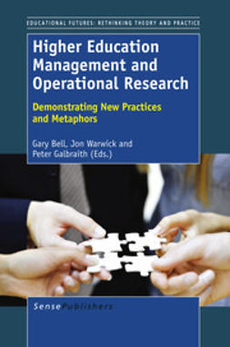Bell, Gary - Higher Education Management and Operational Research, e-kirja