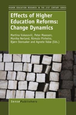 Vukasović, Martina - Effects of Higher Education Reforms, ebook