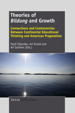 Siljander, Pauli - Theories of Bildung and Growth, ebook